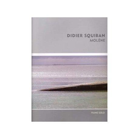 Partition de Molène - Didier SQUIBAN