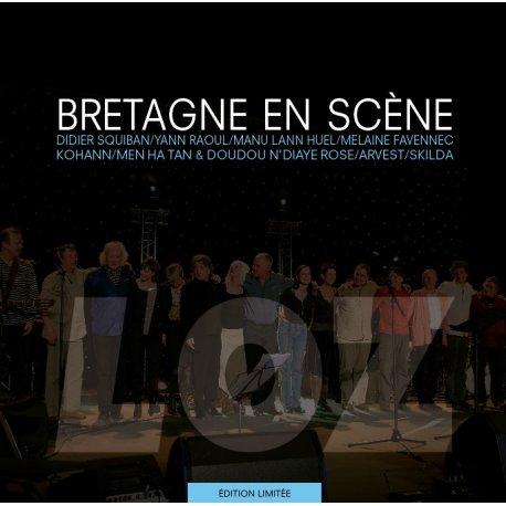 BRETAGNE SUR SCENE (CD)