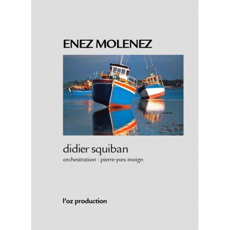 ENEZ MOLENEZ pour Orchestre (Pdf)