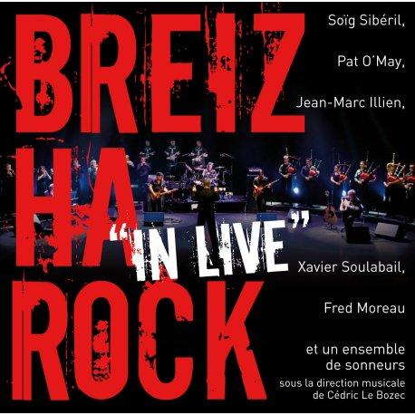 Album In Live par BREIZHAROCKJ