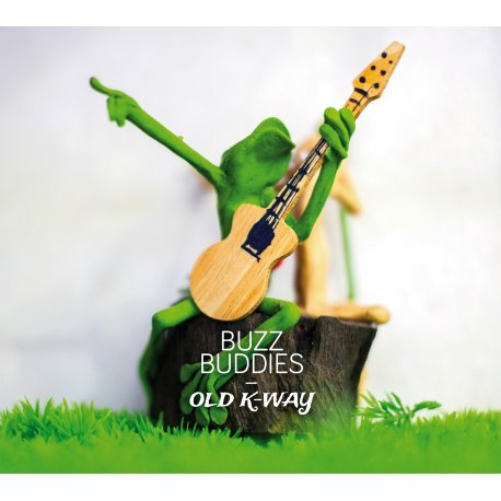 OLD K WAY - Buzz Buddies - Jaquette CD Cover