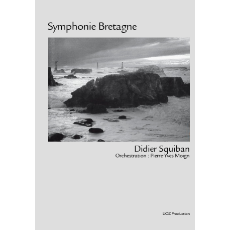 SYMPHONIE BRETAGNE pour Orchestre (Pdf)
