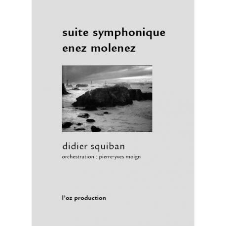 Suite Symphonique BRETAGNE + ENEZ MOLENEZ (Pdf)