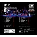 ESKEMM + IN LIVE - Double CD back cover