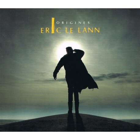 ORIGINES - Eric LE LANN - CD cover