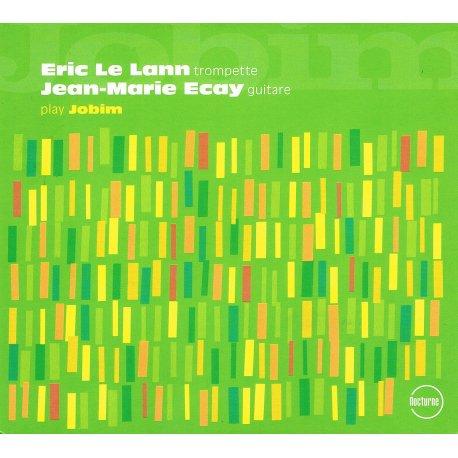 JOBIM - Eric LE LANN - Jaquette