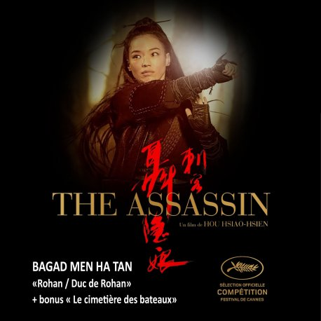 Musique du film The Assassin du Bagad Men Ha Tan
