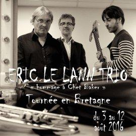 « Hommage à Chet Baker » Concert en Bretagne