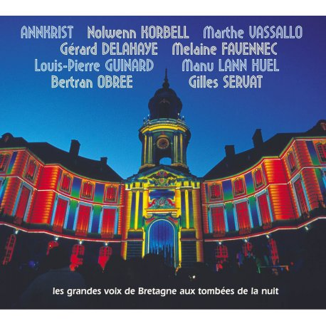 GRANDES VOIX DE BRETAGNE (CD)