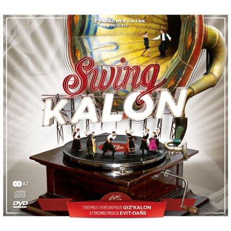SWING KALON (CD+DVD)