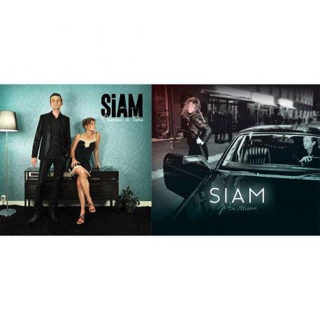 Promo SIAM pochette album