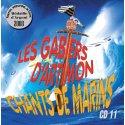 CHANTS DE MARINS CD 11