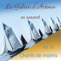 CHANTS DE MARINS EN CONCERT CD 10