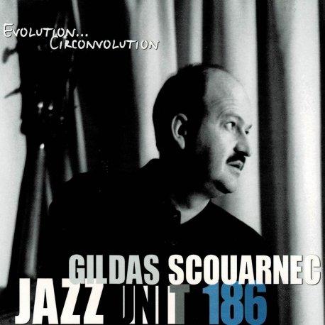 JAZZ UNIT 186 CD Cover